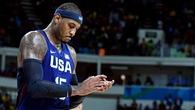 5 đội bóng đã thể hiện hứng thú với Carmelo Anthony sau khi chia tay Houston Rockets