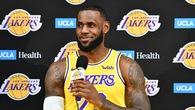 Choáng ngợp trước độ hiệu qủa của LeBron James trong mùa giải năm nay với Los Angeles Lakers