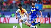 Nhận định tỷ lệ cược kèo bóng đá tài xỉu trận Tây Ban Nha vs Bosnia