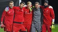 """Alisson tiết lộ """"bài tập bí mật"""" với HLV thủ môn của Liverpool để thăng hoa"""