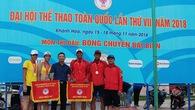 Đại hội TDTT toàn quốc 2018: Khánh Hòa thắng lớn ở môn bóng chuyền bãi biển