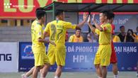 Vòng 6 HPL-S6: Văn Minh tạo mưa bàn thắng, Gia Việt nối dài mạch bất bại