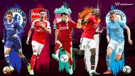 Lịch thi đấu và kết quả trực tiếp vòng 16 Ngoại hạng Anh mùa giải 2018/19