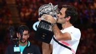 Federer liên tiếp xô đổ thêm những kỉ lục mới