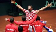 Marin Cilic giúp ĐT Croatia giành chức vô địch lịch sử