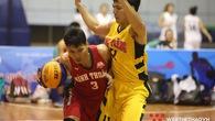 Đội tuyển bóng rổ U.20 Việt Nam hội quân sẵn sàng cho giải trẻ trên đất Campuchia