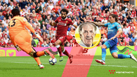 Chuyên gia Mark Lawrenson nhận định dự đoán tỷ số trận Arsenal - Liverpool