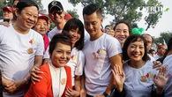 NSND Lê Khanh, ca sĩ Đức Tuấn và nhiều nghệ sĩ sẽ tham gia giải chạy