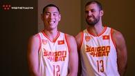 Saigon Heat khép lại loạt trận preseason bằng 17 quả 3 điểm và chiến thắng Hong Kong Eastern