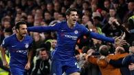 Cú đúp của Morata, kỷ lục cho HLV Sarri và những điều không thể bỏ qua trận Chelsea - Crystal Palace