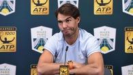 Nadal rút lui kh?i ATP Finals vì ch?n th??ng, ni?m t? hào c?a n??c M? thay th?