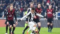 Nhận định tỷ lệ cược kèo bóng đá tài xỉu trận AC Milan vs Juventus