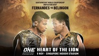 TR?C TI?P ONE Championship: Heart of The Lion