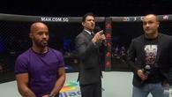 Hai c?u siêu sao UFC nói gì trong l?n ??u tiên ??ng trên sàn ONE Championship?