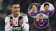 Hiệu suất khó tin của Ronaldo chấp cả cây đinh ba của Fiorentina