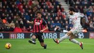 Salah sẽ lập kỷ lục ghi 50 bàn nhanh nhất lịch sử Ngoại hạng Anh?