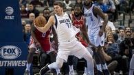 Choáng váng khi tân binh Luka Doncic đang dẫn đầu NBA về tỷ lệ ném những pha bóng quyết định