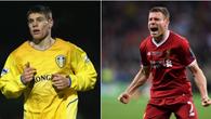"""Kinh ngạc về ngôi sao của Liverpool """"thách đấu"""" mọi vị trí trong sự nghiệp"""