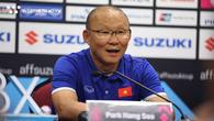 HLV Park Hang Seo thất vọng về kết quả trận chung kết lượt đi AFF Cup 2018 với Malaysia