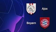 Nhận định tỷ lệ cược kèo bóng đá tài xỉu trận Ajax vs Bayern Munich