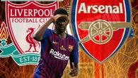 Hé lộ điều kiện để Liverpool và Arsenal có thể chiêu mộ Dembele