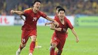 ĐT Việt Nam trở thành đội bóng có nhiều cầu thủ ghi bàn nhất ở AFF Cup 2018