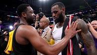 LeBron James và Dwyane Wade dạy Giannis Antetokounmpo thế nào là tình bạn