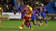 Nhận định tỷ lệ cược kèo bóng đá tài xỉu trận Levante vs Barcelona