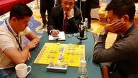 """Tứ kết Hàn Tín Bôi 2018: Chơi không biết """"sợ"""", Lại Lý Huynh vẫn phải dừng bước trước Vương Thiên Nhất"""