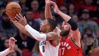 Dự đoán NBA: Portland Trail Blazers vs Toronto Raptors