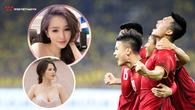 Đoán đúng kết quả lượt đi, Phi Huyền Trang bay ra Hà Nội trực tiếp xem CK AFF Cup 2018