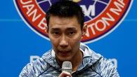 Huyền thoại cầu lông Lee Chong Wei bật khóc khi biết tin bệnh hiểm nghèo