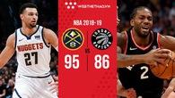 Càng đánh càng hay, Denver Nuggets tiếp tục đả bại một ông lớn nữa tại NBA