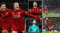 Người hùng dự bị Shaqiri đi vào lịch sử và top 5 điểm nhấn đáng chú ý ở trận Liverpool - Man Utd