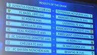 Trực tiếp bốc thăm vòng 1/8 Cúp C1/Champions League 2018/19: Man Utd đụng PSG, Liverpool chạm trán Bayern