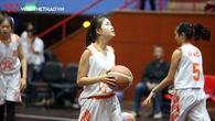 Hot girl bóng rổ 17 tuổi tỏa sáng tại Audi Cup 2018