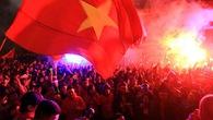 Trận chung kết AFF Cup làm chất lượng không khí Hà Nội xấu đi