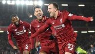 Shaqiri được chấm điểm cao chưa từng thấy sau 10 phút kỳ diệu giúp Liverpool hạ Man Utd
