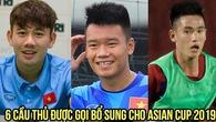 """HLV Park Hang-seo bổ sung 6 cầu thủ: """"Sát thủ sút phạt"""" trở lại tại Asian Cup 2019"""