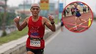 """Ngưỡng mộ kỷ lục thế giới của đàn anh Mỹ 70 tuổi, """"ông già gân"""" làng chạy Việt mơ dự Boston Marathon"""