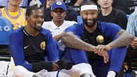 Người hâm mộ Golden State Warriors đừng vội mừng vì DeMarcus Cousins còn lâu mới trở lại