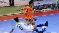 """TP.HCM """"hủy diệt"""" đối thủ ở môn Futsal nam đại hội thể thao toàn quốc"""