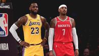 Xin lỗi LeBron nhưng Los Angeles Lakers không có ý định ký hợp đồng với Carmelo Anthony
