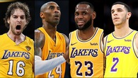 Lần đầu sau 5 năm, LeBron James và Lonzo Ball đạt chỉ số assist kinh như Kobe Bryant và Pau Gasol tại Lakers