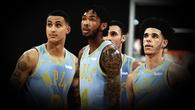 Không một ai an toàn tại Lakers, kể cả Ball lẫn Kuzma