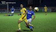 HLV Nguyễn Đức Thắng khen Minh Tuấn chuyên nghiệp khi đấu đội bóng cũ T.QN
