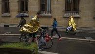 Kỷ lục hàng trăm người bỏ cuộc ở giải Ironman 70.3 Pháp