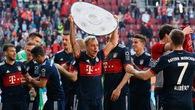 Bayern Munich vô địch 6 mùa liên tiếp: Cô đơn trên đỉnh