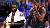 LeBron James lại tỏ ra mệt mỏi, đây có phải dấu chấm hết cho Cleveland Cavaliers?