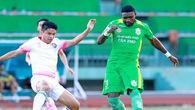 Trực tiếp bóng đá: Sài Gòn FC - XSKT Cần Thơ